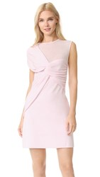 Giambattista Valli Sleeveless Dress Light Pink