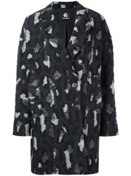 Paul Smith Black Label Animal Print Coat