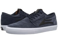 Lakai Griffin Midnight Suede 2 Men's Skate Shoes Black