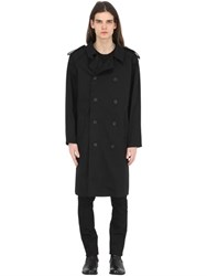 Boy London Mac Techno Gabardine Trench Coat