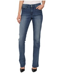 Nydj Billie Mini Bootcut In Karval Karval Women's Jeans Blue
