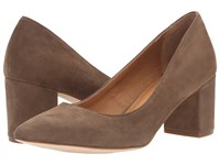 Corso Como Regina Taupe Suede Women's Shoes