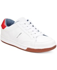 Tommy Hilfiger Phina Sneakers Women's Shoes White