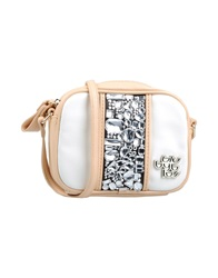 Blu Byblos Handbags White