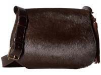Patricia Nash Rioja Saddle Bag Chocolate Bags Brown