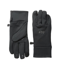 Outdoor Research Pl 400 Sensor Gloves Black Extreme Cold Weather Gloves