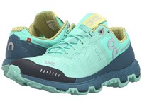 On Cloudventure Mint Storm Women's Running Shoes Blue