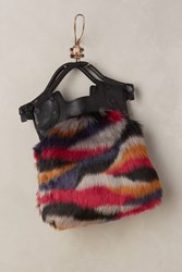 Anthropologie Phoebe Faux Fur Tote Assorted