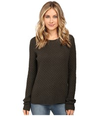 Paige Estelle Sweater Army Women's Sweater Green