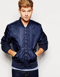 Jack Wills Melton Bomber Navy