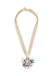 Maiocci Collection Mauka Glittering Hand Made Necklace