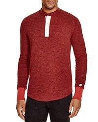 Todd Snyder Champion Long Sleeve Henley