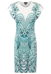 Just Cavalli Cocktail Dress Party Dress White Variant