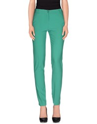 Patrizia Pepe Trousers Casual Trousers Women Emerald Green