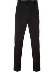 Ports 1961 Classic Tapered Trousers Black