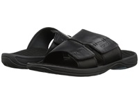 Vionic With Orthaheel Technology Jon Black Men's Sandals