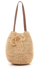 Hat Attack Slouchy Tote Natural