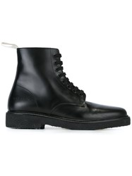 Common Projects Combat Boots Black