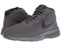 Nike Tanjun Chukka Dark Grey Black Green Glow Men's Basketball Shoes