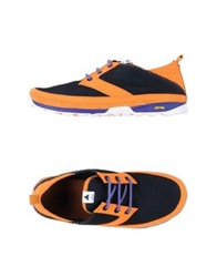 Volta Low Tops And Trainers Orange