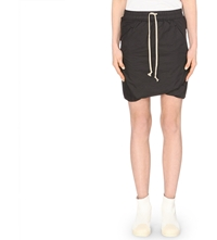 Drkshdw Draped Shell Shorts Black