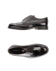 Mauro Grifoni Footwear Lace Up Shoes Men Dark Brown
