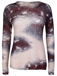 Garcia Women Top With Lovely Prints Multi Coloured