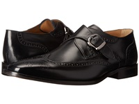Florsheim Sabato Wingtip Monk Black Smooth Men's Lace Up Wing Tip Shoes