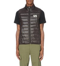 Billionaire Boys Club Sailing Quilted Down Shell Gilet Black