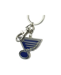 Aminco St. Louis Blues Heavyweight Keychain