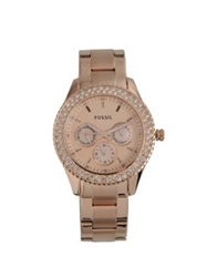 Fossil Wrist Watches Pastel Pink