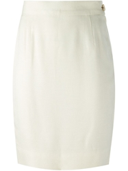 Moschino Vintage Pencil Skirt