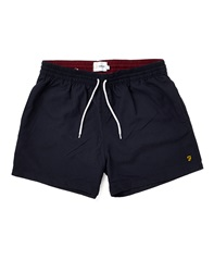 Farah Vintage Swim Shorts In Navy