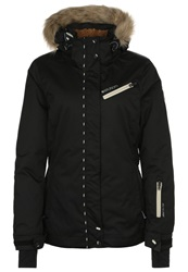 Brunotti Jernermo Snowboard Jacket Black