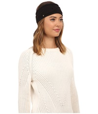 Ugg Isla Lurex Cable Headband Black Multi Headband
