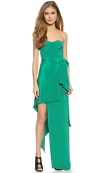 Sass And Bide The Lupa Dress Emerald