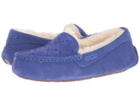 Ugg Ansley Crystal Diamond Holiday Gift Box Night Sky Women's Slip On Shoes Blue