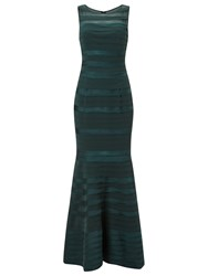 Phase Eight Collection 8 Shannon Layered Dress Emerald