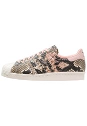 Adidas Originals Superstar 80S Trainers Vapour Pink Off White Rose