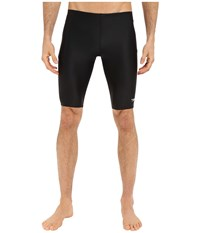Speedo Powerflex Eco Solid Jammer New Black Men's Swimwear