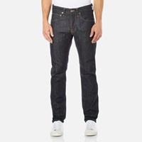 Edwin Men's Ed 55 Relaxed Tapered Jeans Unwashed