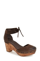 Cordani 'Zula' Clog Women Brown