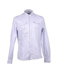 Hotel Long Sleeve Shirts Sky Blue