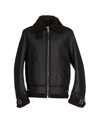 Dondup Coats And Jackets Jackets Men Black