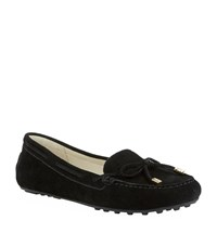 Michael Michael Kors Daisy Suede Moccasin Female