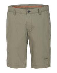 Jeep Cotton Chino Shorts Green