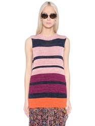 Dries Van Noten Sleeveless Viscose Knit