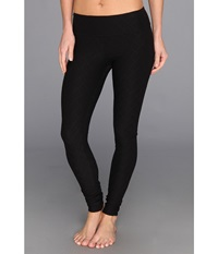 Beyond Yoga Quilted Essential Long Legging Black Women's Workout