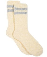 Charter Club Women's Varsity Stripe Butter Socks Only At Macy's Chamois