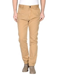 Trainerspotter Casual Pants Camel